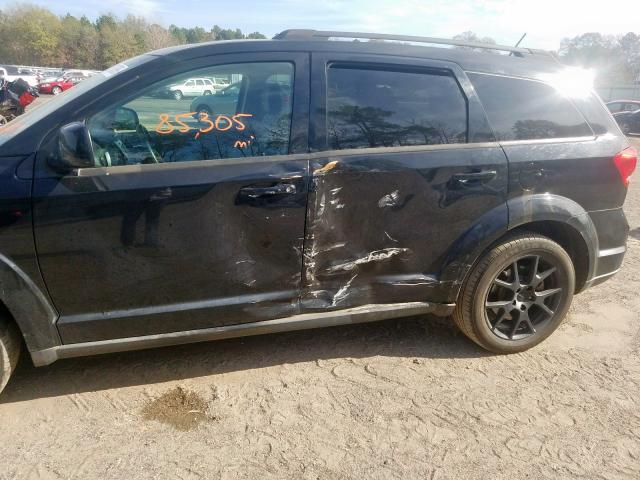 2014 Dodge JOURNEY SX | Vin: 3C4PDCBG2ET132864