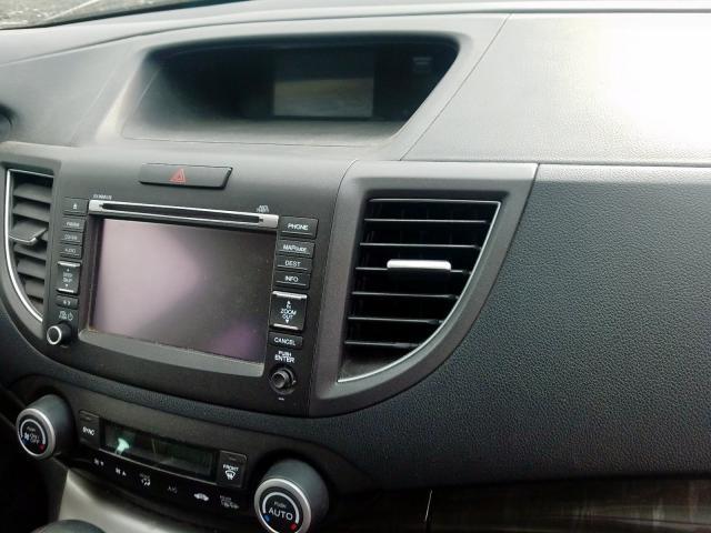 2013 Honda CR-V EXL   Vin: 2HKRM3H77DH******