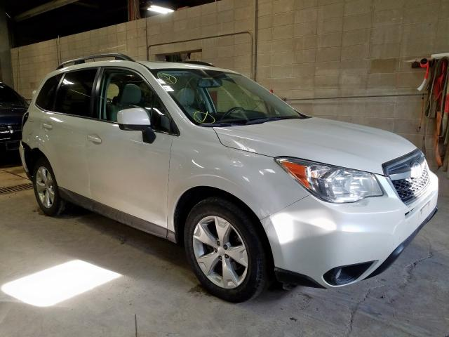 2015 Subaru FORESTER 2 | Vin: JF2SJAHC1FH******