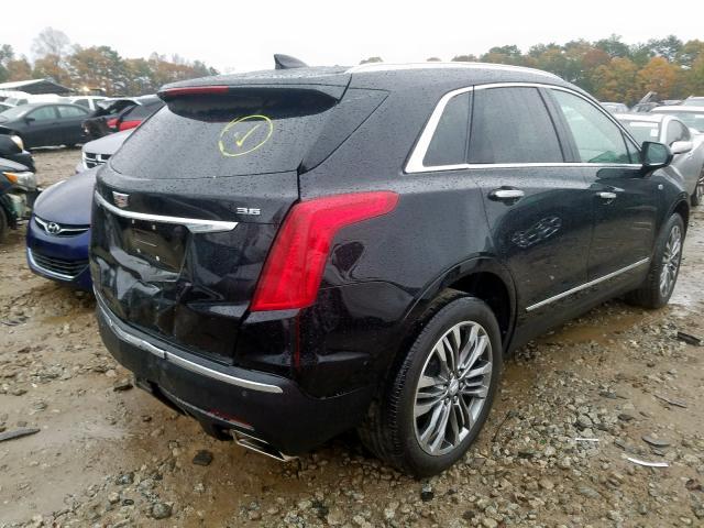 2017 Cadillac  | Vin: 1GYKNCRS4HZ263562