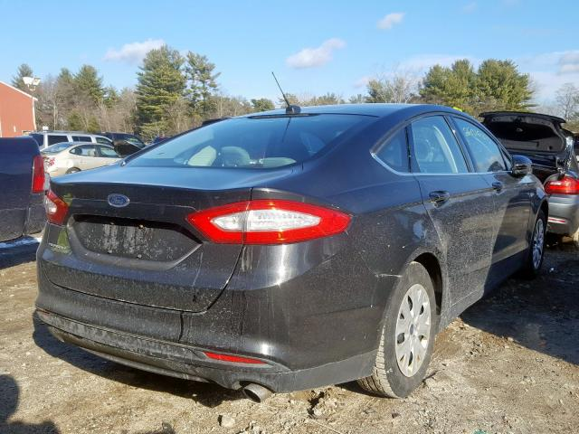 2013 Ford FUSION S | Vin: 3FA6P0G75DR******