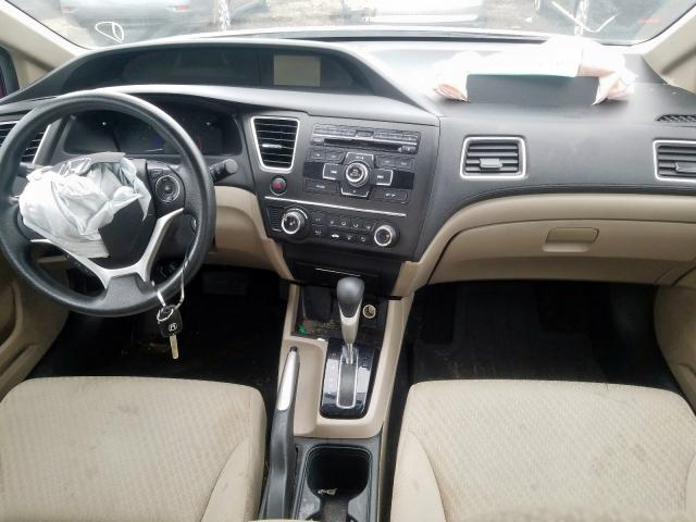 2014 Honda CIVIC LX | Vin: 19XFB2F50EE******