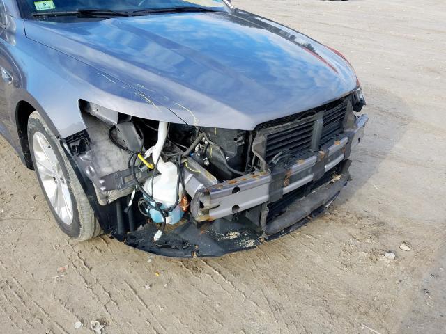2014 Ford TAURUS SEL | Vin: 1FAHP2H83EG******