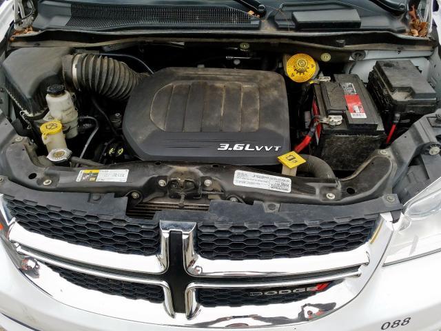 2016 Dodge    Vin: 2C7WDGВGХGR364088