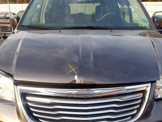 2016 Chrysler  | Vin: 2C4RC1BG9GR112214