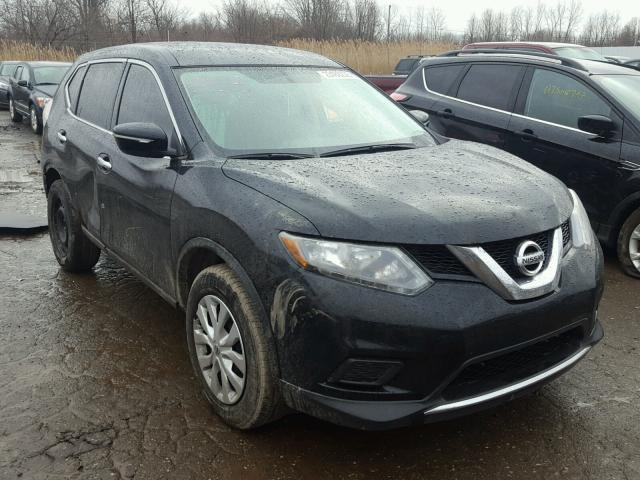 2015 Nissan rogue-s