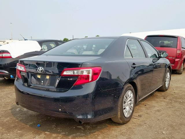 2013 Toyota camry-l | Vin: 4T4BF1FK4DR284318