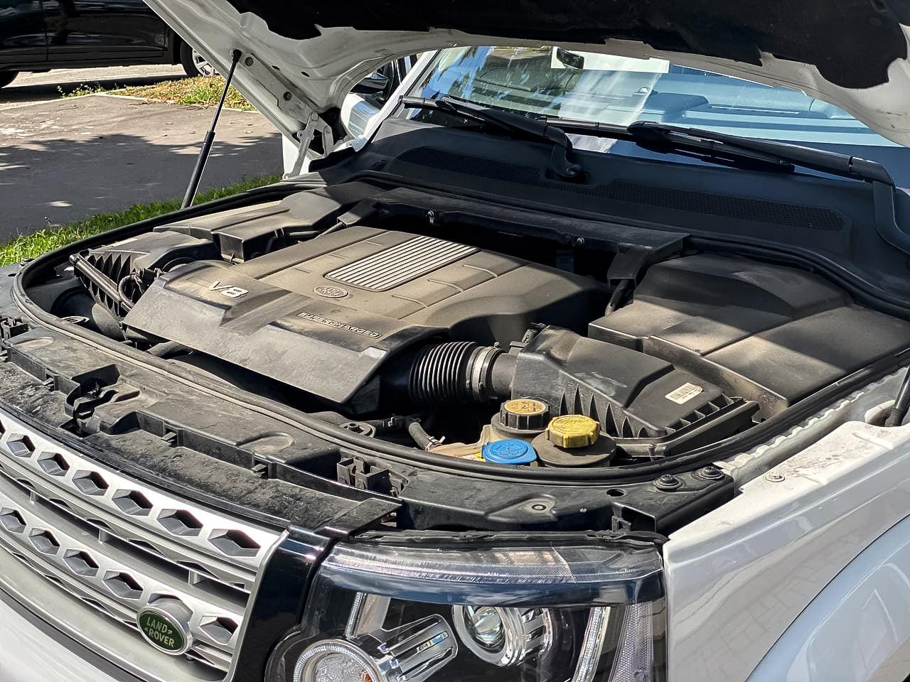 2016 Land Rover LR4 | Vin: SALAG2V60GA823162